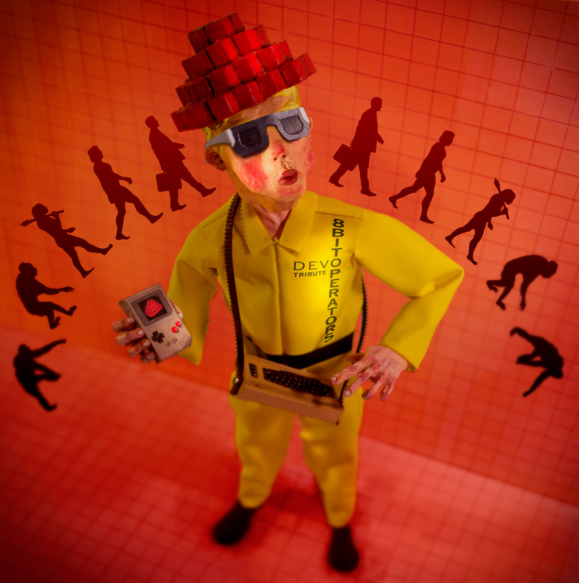 8-Bit Operators - DEVO Tribute - Crack That Chip!